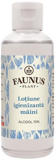 Faunus Plant Hand Sanitizing Lotion -- 3.38 fl.oz.