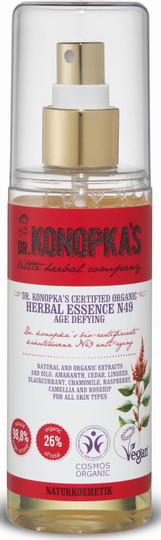 Dr.Konopka's Age-Defying Herbal Essence N49 For a Glowing Complexion