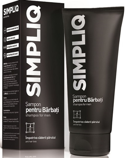 Aflofarm Simplic Shampoo For Men Against Hair Loss