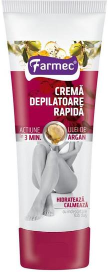 Farmec Hair Removal Fast depilatory Cream