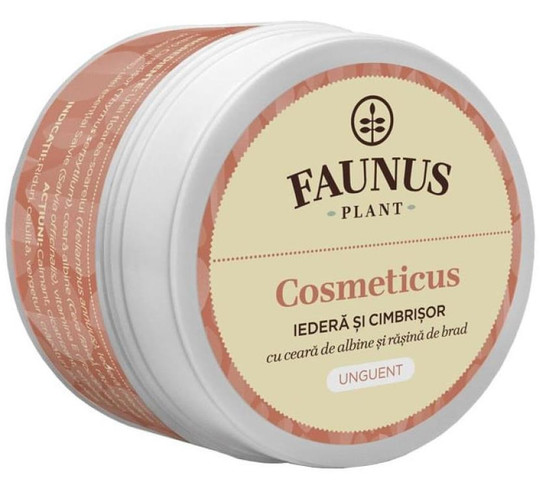 Faunus Plant Cosmeticus Ointment Great For Wrinkles Cellulite Skin Cracks