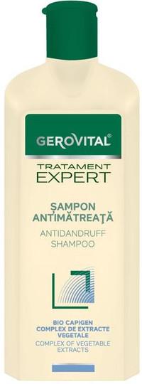 Gerovital Tratament Expert Anti Dandruff Shampoo