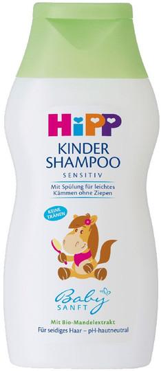 Hipp Kinder Organic Shampoo Sensitive