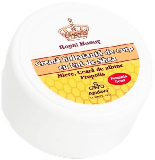 Apidava Moisturizing Body Cream With Shea Butter