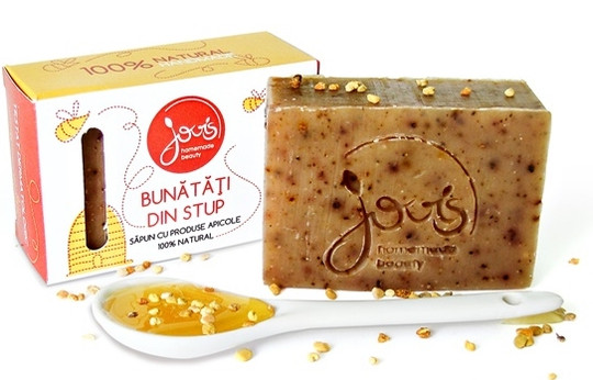 Jovis Cosmetics Beehive Goodies Natural Soap With Honey