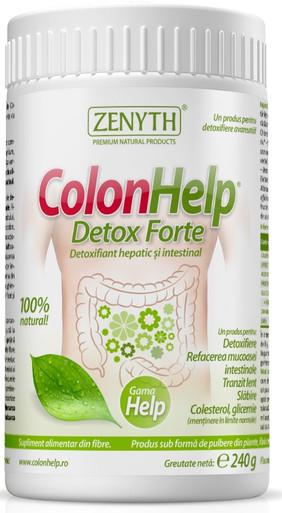 plante detox colon