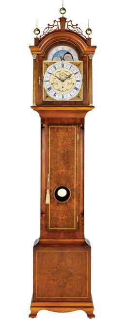 C2209TCH - Comitti of London - The Chatsworth Grandfather Clock