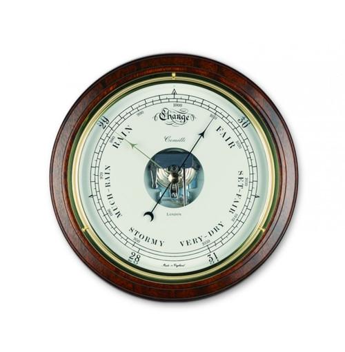 B036.8 - Comitti of London Bracket Aneroid Barometer