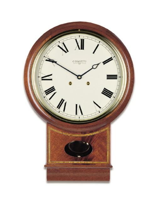 C3049S - Comitti of London 'The Victoria' Wall Clock