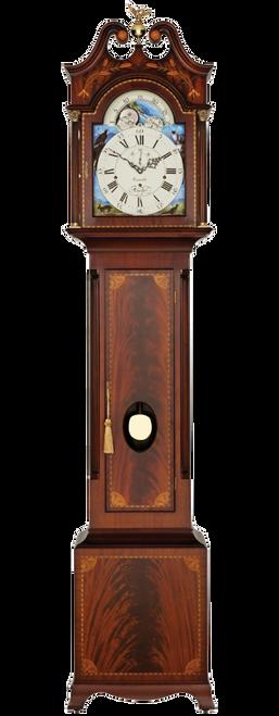 C2002TCH - Comitti of London Gleneagle Longcase Clock