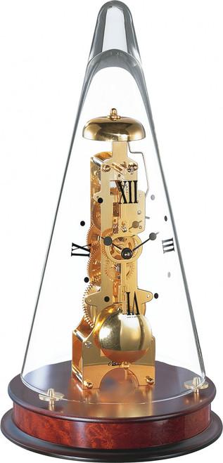 22716-070791 - Hermle Leyton Skeleton Mantel Clock
