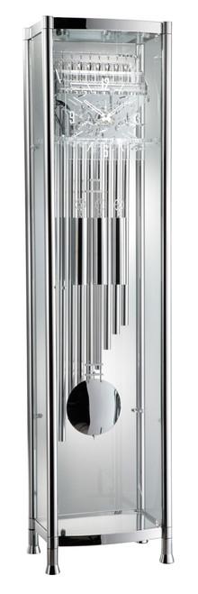 0126-02-01 - Kieninger Modern Showcase Clock  Front view