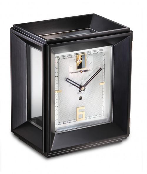 1271-96-01 - Kieninger Regulator Mantel Clock