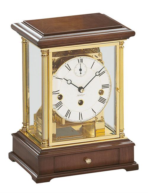 1258-23-02 - Kieninger Mantel Clock Front
