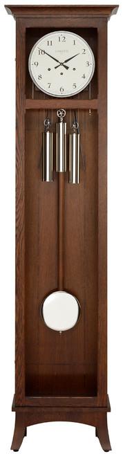 C1753TCH - Comitti of London - The Mackintosh Medium Oak Floor Clock