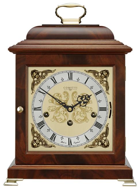 C4311TCH - Comitti of London Georgian Style Bracket Clock