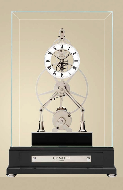 S5610S - Comitti of London - The Mayfair - Black Lacquer Base Front