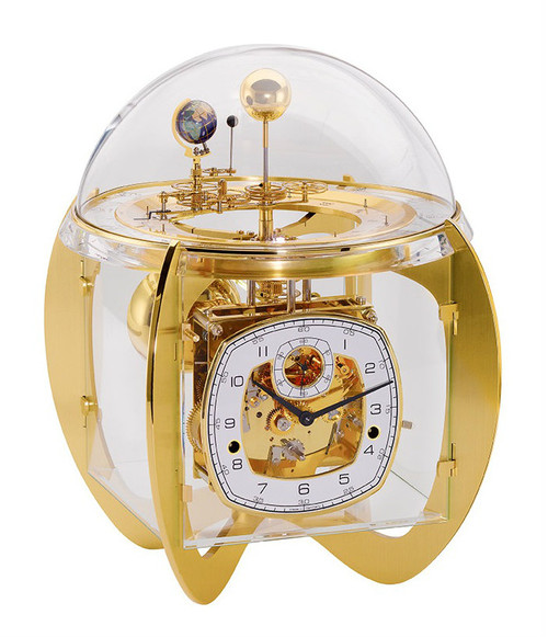 23002-000352 - Hermle Modern Tellurium Clock