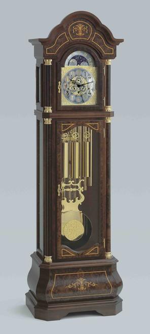 0138-82-05 - Kieninger Longcase Clock Front