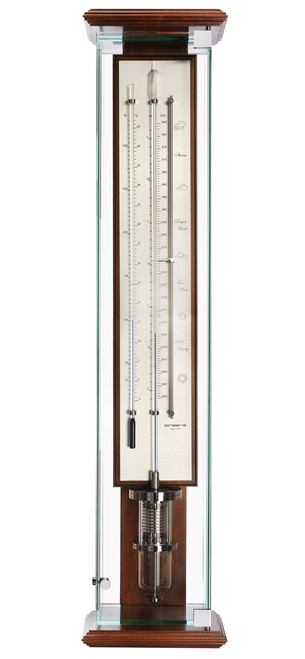 IN581/Mah - Dingens Innovacelli Barometer & Thermometer