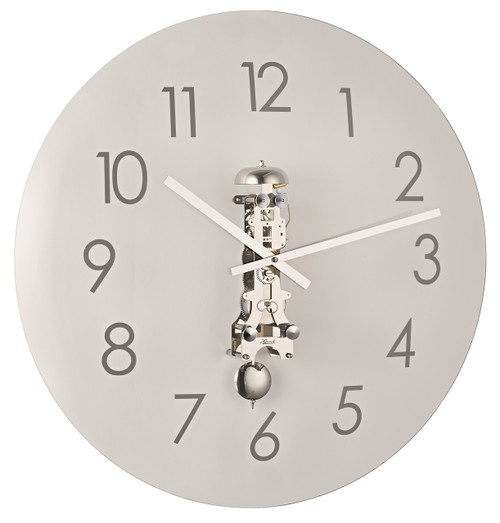 30906-000791 - Hermle Glass Wall Clock