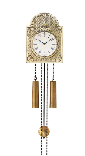 WU 1130 Helmut Mayr Wall Clock - Front view