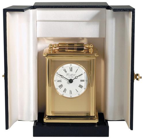 1516 - Grande Carriage Clock Presentation Case