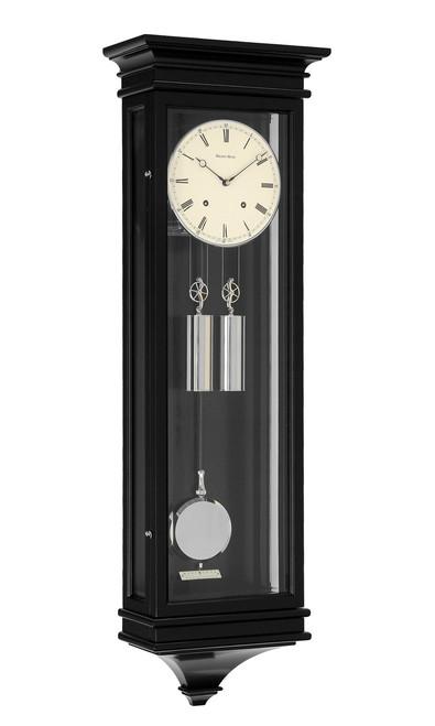 R1650 - Helmut Mayr Regulator Wall Clock - Black