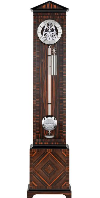 S1601S - Comitti of London 'The Greenwich' Makassar Floor Clock