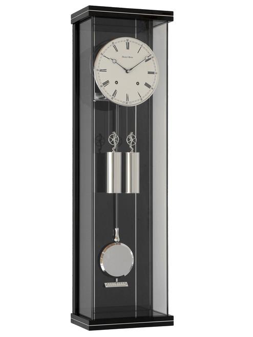 R1810E - Helmut Mayr Regulator Wall Clock - Enamel Dial