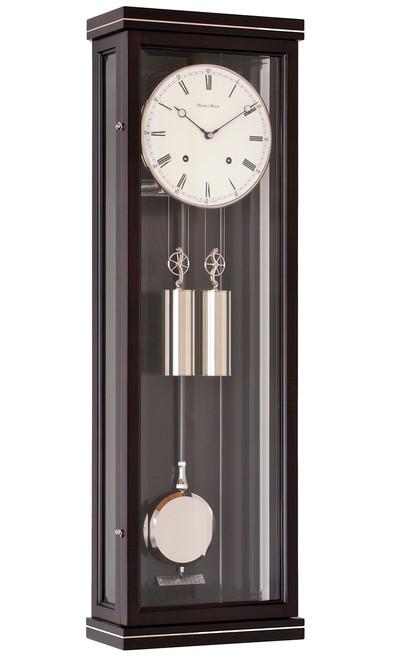 R1690-DC - Helmut Mayr Regulator Wall Clock - Dark Cherry