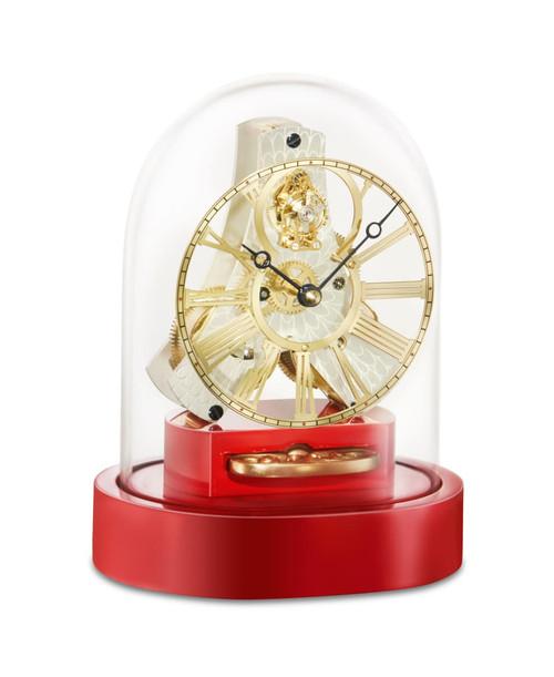 1302-77-02 - Kieninger Tourbillon Mantel Clock