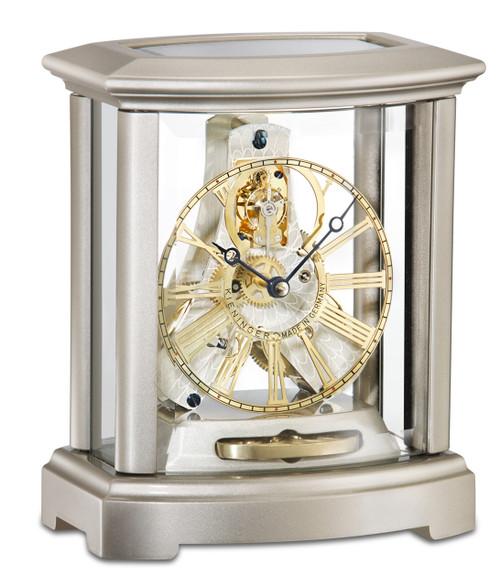 1301-04-02 - Kieninger Pavone Tourbillon Mantel Clock