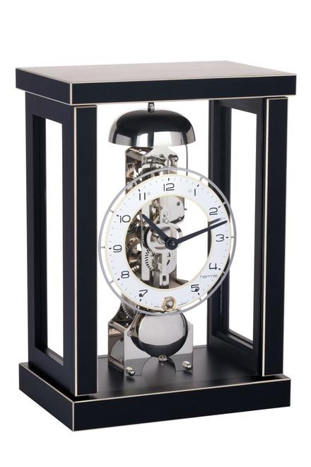 23056-740791 - Hermle Mantel Clock - Black