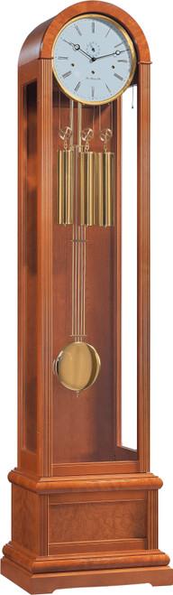 01087-160461 - Hermle Grandfather Clock - Cherry