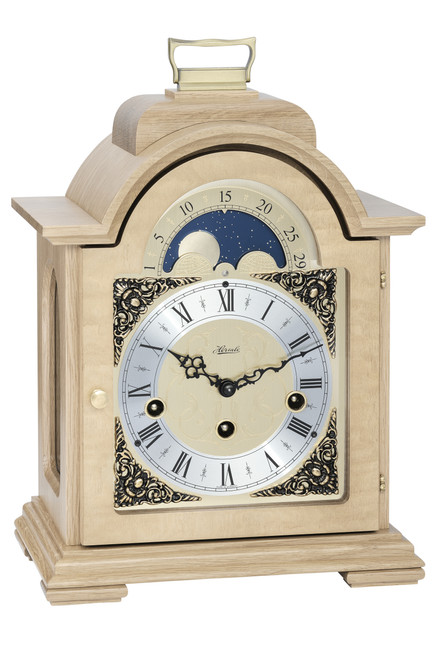 22864-050340 - Hermle Debden Oak Mantel Clock