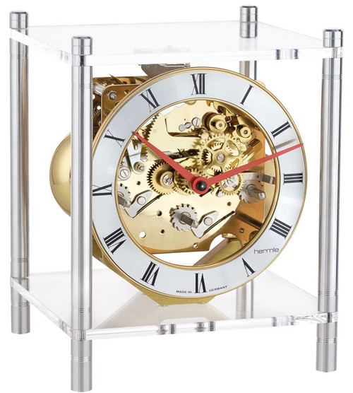 23034-X40340 - Hermle Modern Table Clock