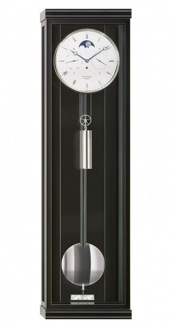 Erwin Sattler - Classica K 100 M Regulator Wall Clock - Calendar