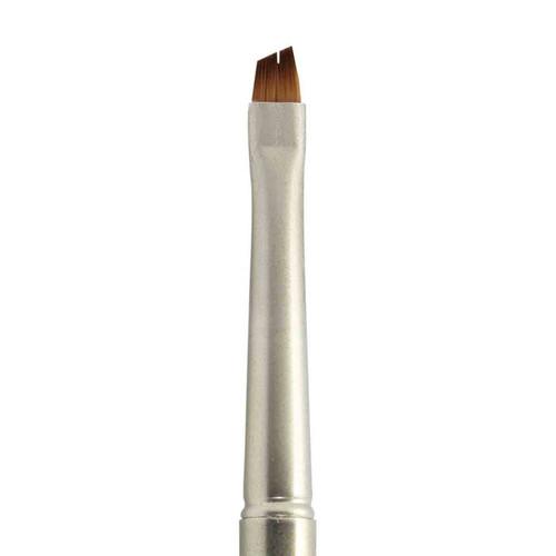 N9 PRO Gun Metal Angle #4 Gel Nail Brush