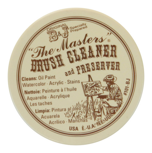 Master brush cleaner 2.5oz 101-BJ