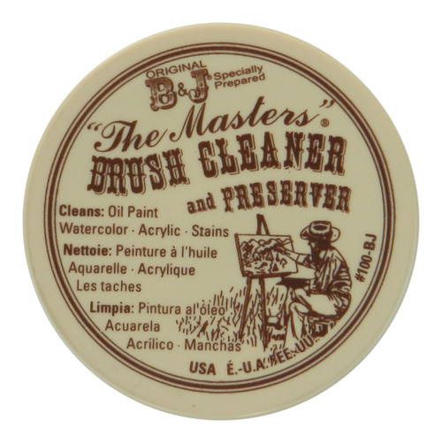 The Master Brush Cleaner 1.0 oz 100-BJ