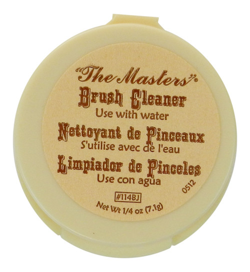 The Master Brush Cleaner 0.25 oz 114BJ trial (tiny size)
