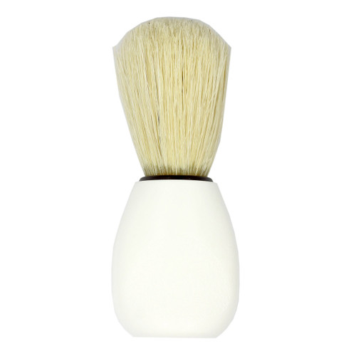 1803 White Bristle Dusting Brush