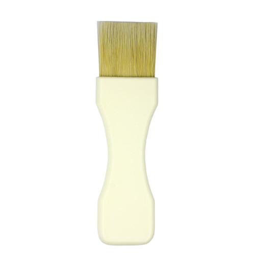1801 White Synthetic Bristle Dusting