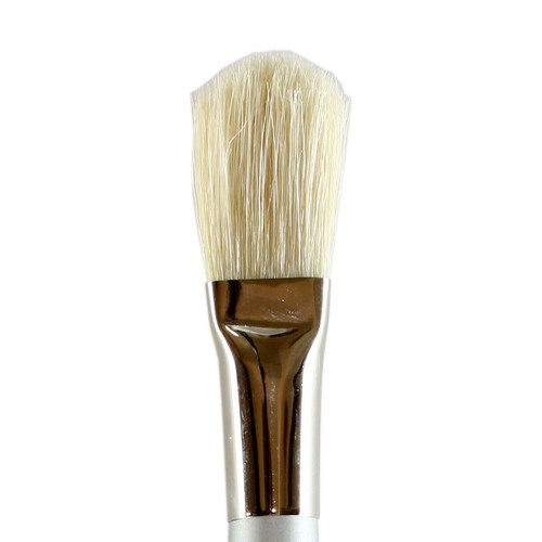 1800 White Stiff Bristle Dusting Brush
