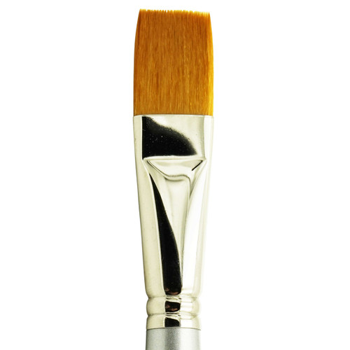 2700 Golden Taklon Synthetic Glaze Wash Brush