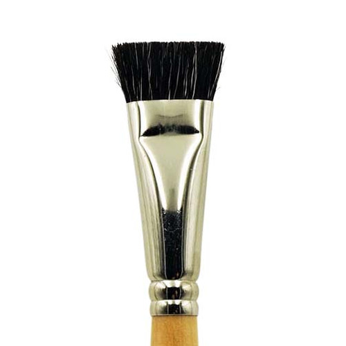 Natural Hair Design  Wash Glaze Brush