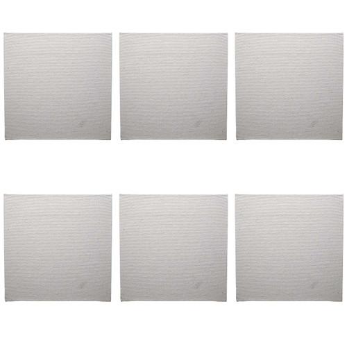 "Canvas Panel 6"" x 6"" - Pkg of 6"