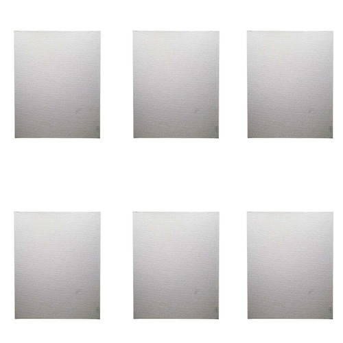 "Canvas Panel 8"" x 10"" - Pkg of 6"