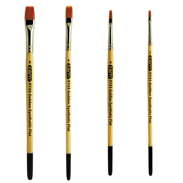 AS-2 Student Synthetics Shaders Brush Set